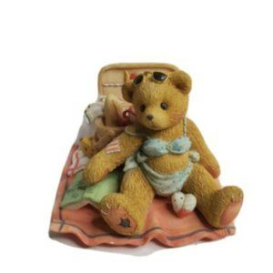 "1996 ""Cherished Teddies"" Judy"